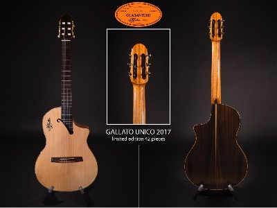 GUITARE GALLATO UNICO