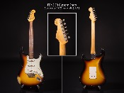 FENDER STRATOCASTER 1962 custom shop heavy relic