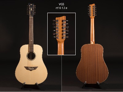 GUITARE VGS RT10 12E